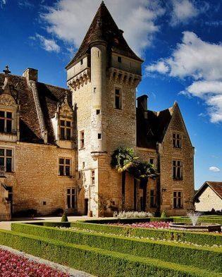 chateau_milandes_julienriou near castel-bike - dordogne - perigord noir