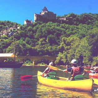 canoes-castelnaud-gabarre-package